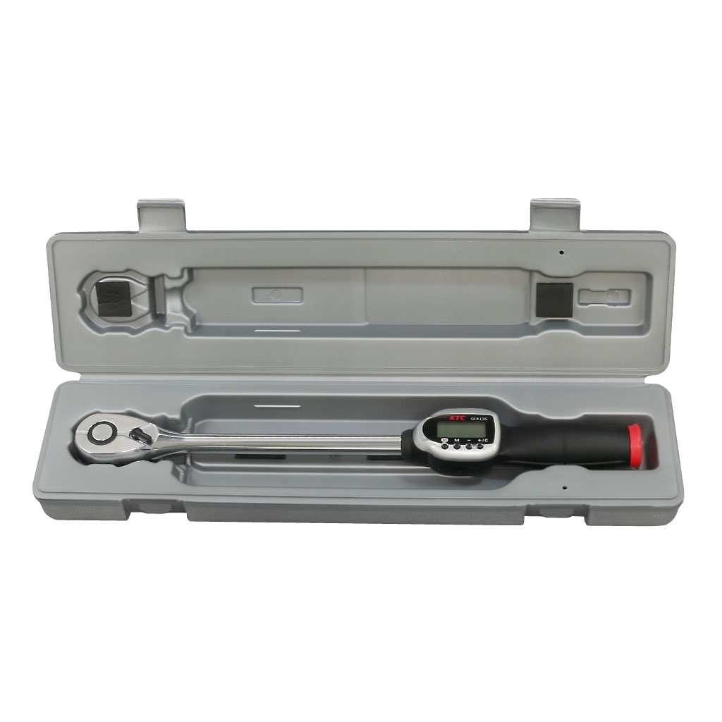 "토크렌치/DIGITAL TORQUE WRENCH 1/2""(27-135N・m)"