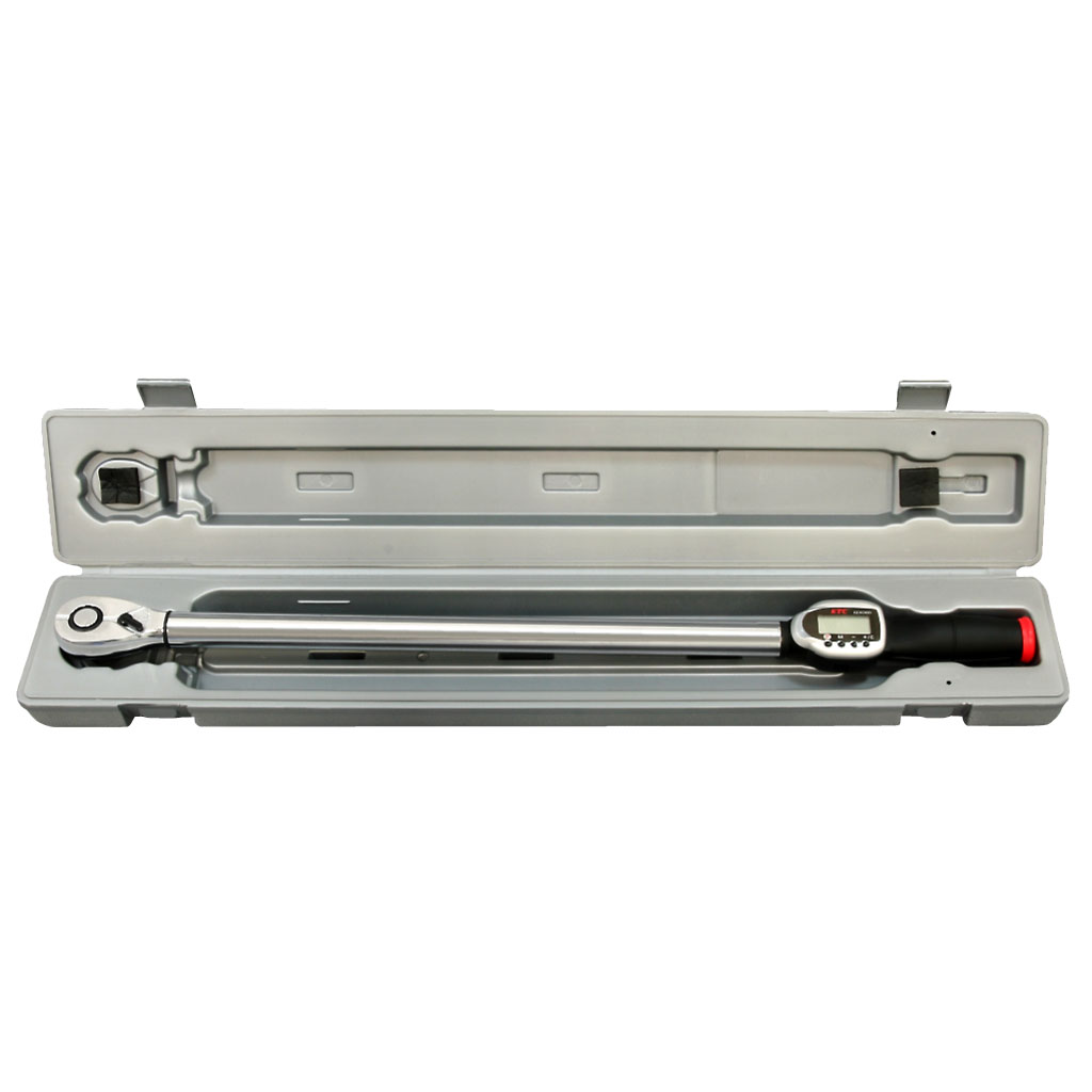 "토크렌치/DIGITAL TORQUE WRENCH 1/2""(40-200N・m)"